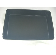 【メイホー】バケットマウス専用 中皿 ブラック BM-7000・BM-9000専用 BM-7000に標準装備の中皿です。 単品 MEIHO