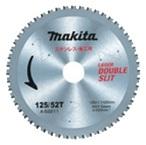 【マキタ】ステンレス兼用金工刃 チップソー 外径125mm 刃数52 刃先厚1.1㎜ 内径20㎜ A-52211