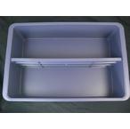 【リングスター】ドカット D-5000用中皿1個 ブルー 大型収納可能道具箱の中皿 2個並べて使用可能