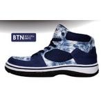 喜多【KITA】安全靴 セーフティーシューズ つま先鋼先芯 白金ナノ加工で制菌・消臭 MG-5590 BTN ボタニカル