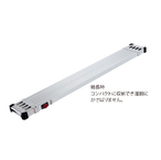 【ハセガワ】伸縮足場板 SSF1.0-360 スライドステージ(R) 両面使用タイプ SSL-360Aの新型 長谷川工業